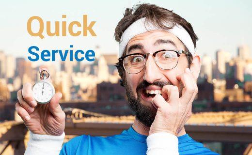 Quick Service - USB SPOT