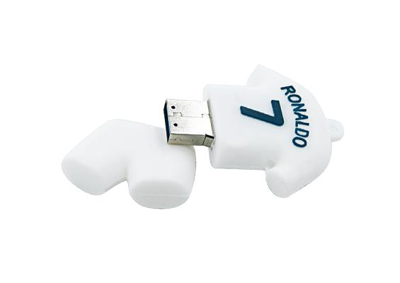 Pens USB em PVC - USB SPOT - Real Madrid Ronaldo