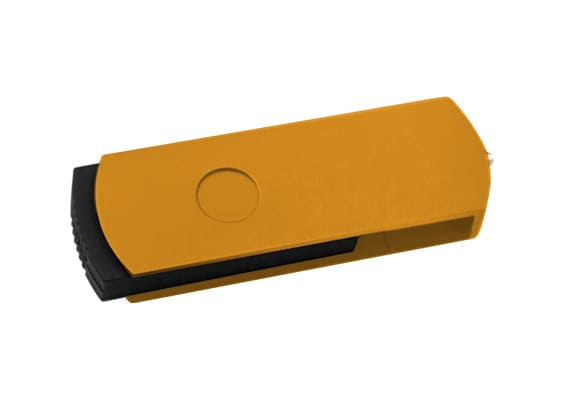 Classic Spin - Dorado - USB SPOT- Memorias USB