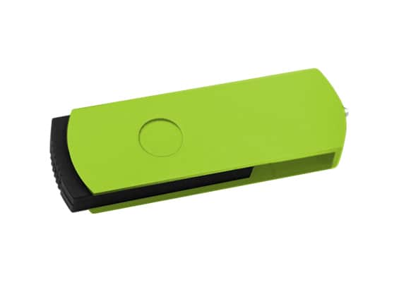 Classic Spin - Verde - USB SPOT- USB Pen Drive