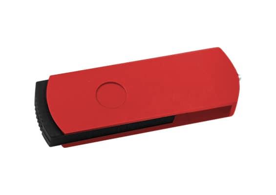 Classic Spin - Vermelho - USB SPOT- USB Pen Drive
