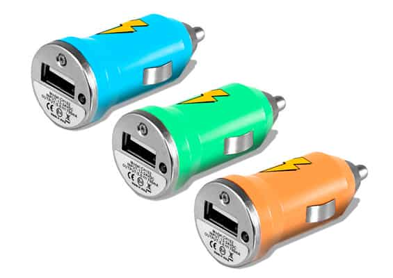 Power Lighter - USB SPOT carregador USB de isqueiro