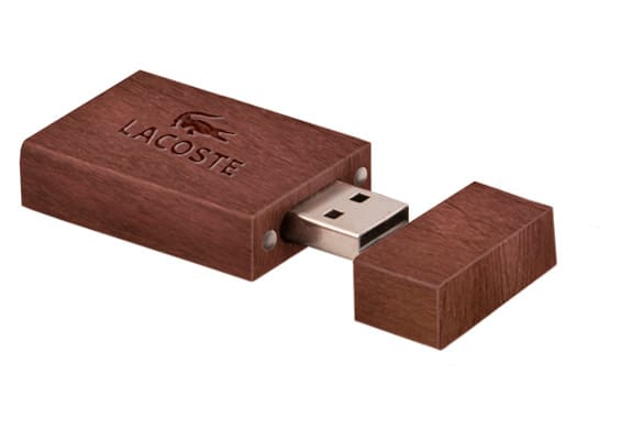 String and Wood - USB Spot - Pen Drive USB - Rosewood