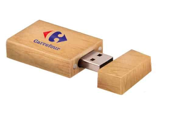 String and Wood - USB Spot - Pen Drive USB - Maple
