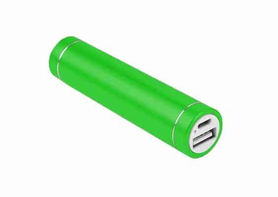 Cylinder - Power Bank USB - USB SPOT