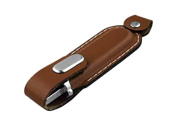 Eleganza USB - Brown - USB SPOT- USB Flash Drive