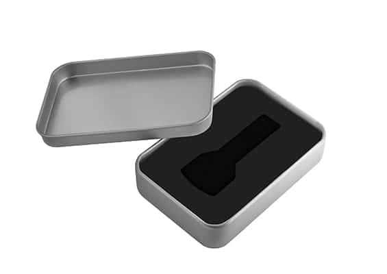 Metal Box - USB SPOT Packaging