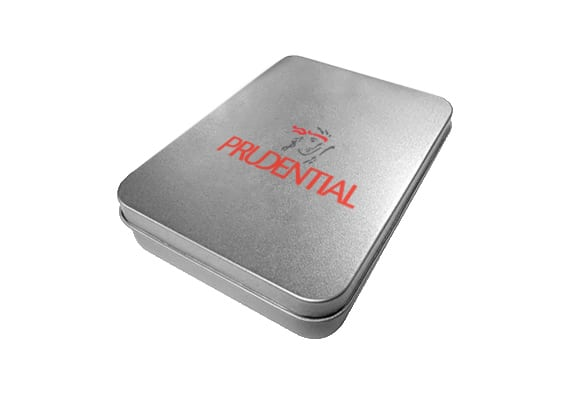 Big Metal Box - USB SPOT - Embalage de Metal para Memoria USB