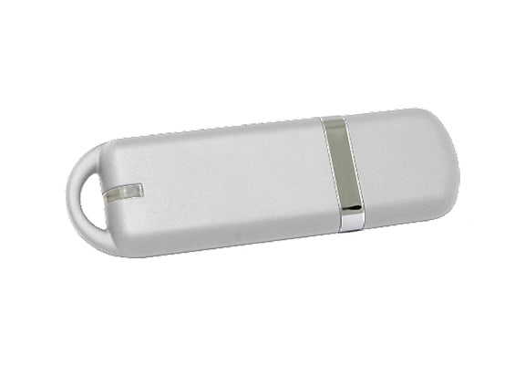 Casual USB - Cinza - USB SPOT- USB Pen Drive