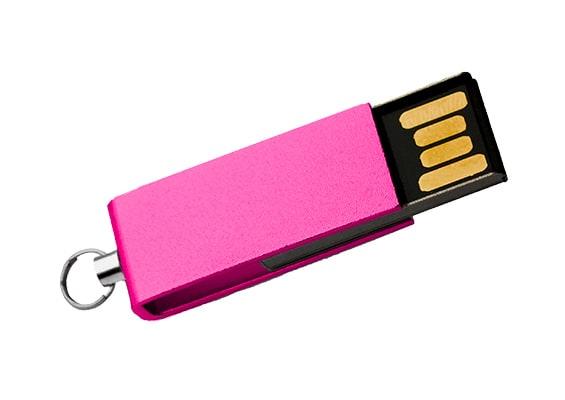 Mini Style USB - Pink - USB SPOT- USB Flash Drive
