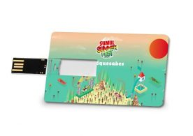 Master Card - USB Spot USB Flash Drive