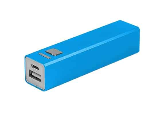Metal Power Bank - USB Spot - USB Power Bank