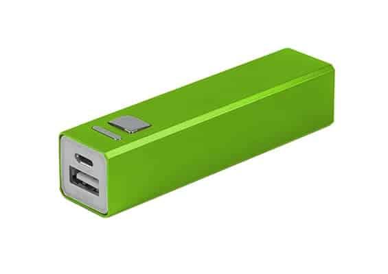 Metal - Power Bank USB - USB SPOT