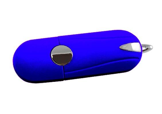 Sportive USB - Azul - USB SPOT- USB Pen Drive