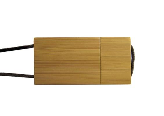 String & Wood USB - Bamboo - USB SPOT- USB Pen Drive
