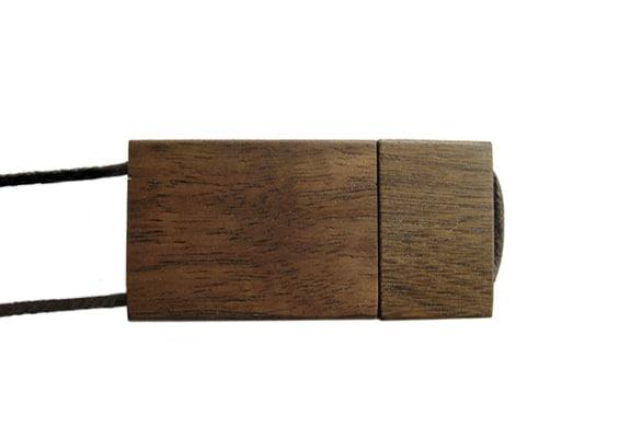 String & Wood USB - Walnut - USB SPOT- USB Pen Drive