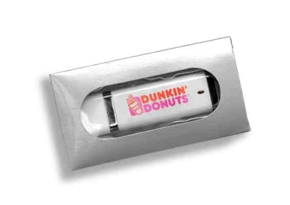 Window Paper Box - USB Spot - Packaging