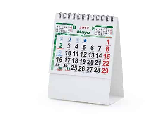Customized gifts - Ferrer calendar