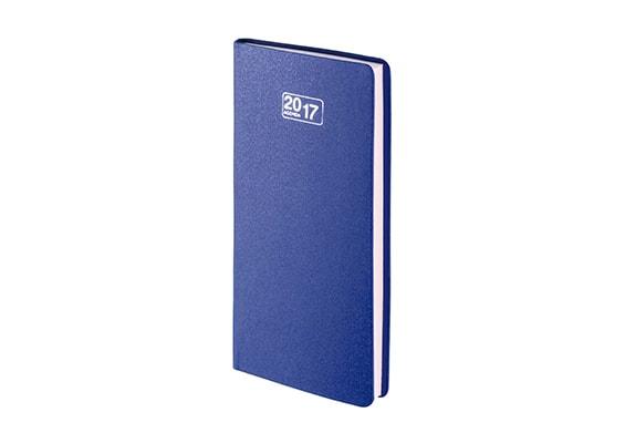 Brindes Personalizados - Agenda Bizix Azul