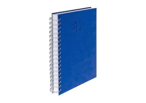 Brindes Personalizados - Agenda Rowa Azul