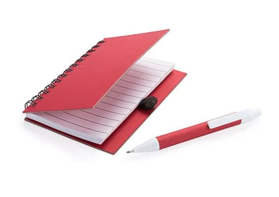 Customized gifts - Guelko notebook