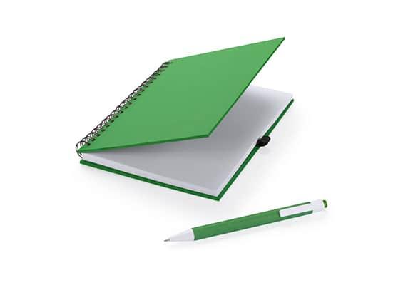 Brindes Personalizados - Caderno Lufi
