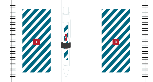 Área de impressão Guelko - Brindes - USB SPOT