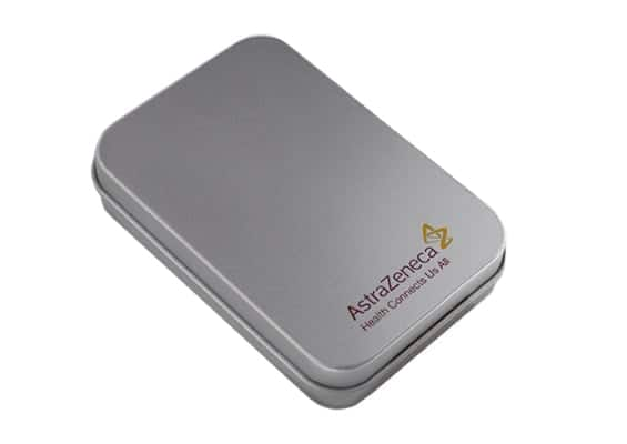 Metal Box - USB SPOT - Embalagem de Metal para Pen Drive USB