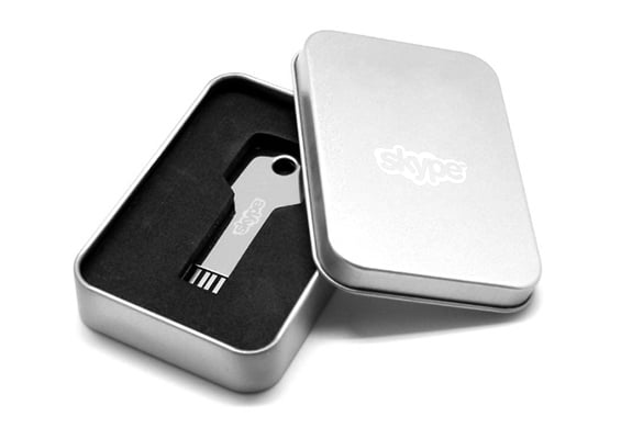 Metal Box – USB Spot – Metal Packing for USB flash drives