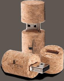 Cork USB - USB Spot - Pen Drive USB